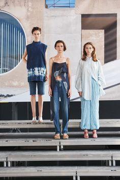 Rachel Comey Spring 2016 Ready-to-Wear Fashion Show