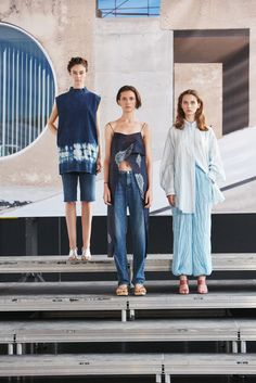 Rachel Comey Spring 2016 Ready-to-Wear Fashion Show