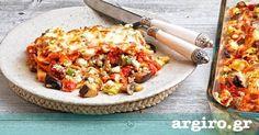 Λαζάνια με λαχανικά από την Αργυρώ Μπαρμπαρίγου | Ένα πιάτο που κλέβει την παράσταση. Χρώμα, γεύση, νοστιμιά, όλα σε ένα. Ιδανικό για τα τραπέζια σας!