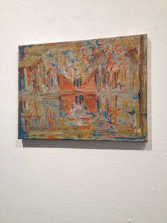 Sarah McNulty Artist Paintings Transition Gallery London