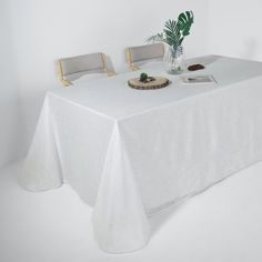 Burlap Tablecloth, Tablecloth Sizes, White Wedding Decorations, Baby Shower Decorations, Chair Covers, Table Covers, Round Table Sizes, Square Tables, Rustic Elegance