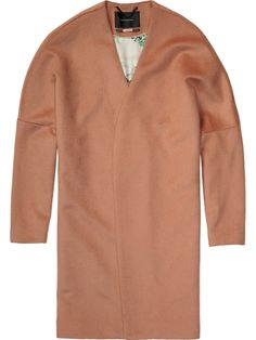 ATTIC TOP SALE PICK! This season's top buy - the pink coat From Maison Scotch, was £200 now £140
