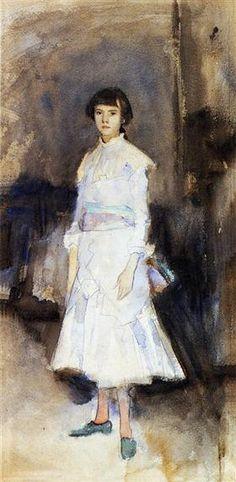 Violet Sargent - John Singer Sargent