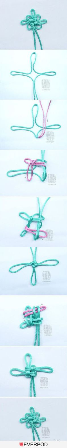 crafts: photo tutorial for a Chinese know ... Most inspiring pictures and photos