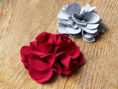 How To Make Fabric Flowers | how-to-make-fabric-flowers