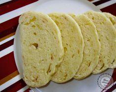 """Knedle"" - the most popular favorite Slovak yeast dumplings"