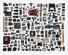 190 antique and modern pieces of photographic equipment by Jim Golden