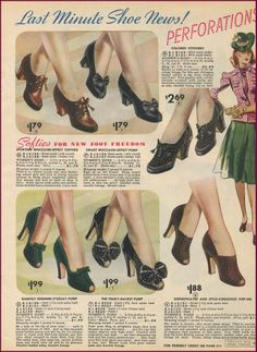 More from NewVintageLady's Catalog Sunday!