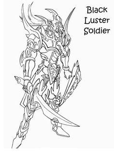 Ausmalbilder Yu Gi Oh 43
