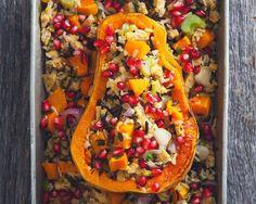 17 #Vegetarian Stuffing Recipes to Enjoy on #Thanksgiving