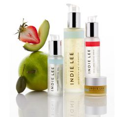 Indie Lee Skin Care   theglitterguide.com - i love all this all natural beauty products.