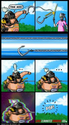 Explore the latest collection of 47 random comics that will blow your mind today. These funny comics memes photos will make your day lol. Overwatch Memes, Overwatch Fan Art, Funny Photos, Best Funny Pictures, Overwatch Funny Comic, Gaming Memes, Funny Games, Game Character, Jokes