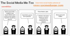 Everybody wants to be the next social network mogul. LOL!    Source: www.socmedsean.com