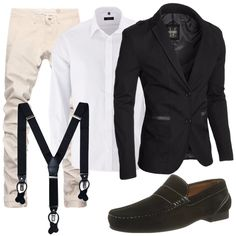 d032cb360a1f Il mocassino moderno  outfit uomo Business Elegante per tutti i giorni e  ufficio
