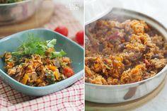 Рис с баклажаном и томатами (Готовлю с помощью посуды iCook™) - HAPPYFOOD