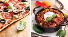 Perfectly Portioned Recipes That Are Only 100 Calories [Giveaway]