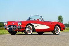 Dammm love it. #chevrolet #corvette 1960 #chevycardealer