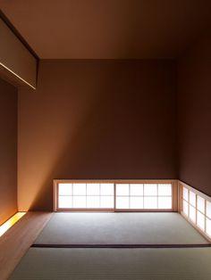 Japanese room Japanese Modern House, Japanese Home Design, Japanese Interior, Japanese Architecture, Ideal Home, House Design, Interior Design, Lighting, Room