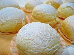 楽天が運営する楽天レシピ。ユーザーさんが投稿した「冷やして美味しい ふわふわ 天使のクリームパン」のレシピページです。冷やして食べる やわらかいクリームパンです。強力粉,牛乳,砂糖,塩,サラダ油,ドライイースト,※牛乳 (カスタードクリーム分),※卵黄,※砂糖,※薄力粉