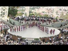 Flor de Piña (Sn Juan Bautista Tuxtepec) Guelaguetza 2013 - YouTube