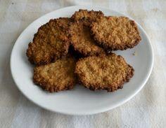 Galletas de avena (sin azúcar)