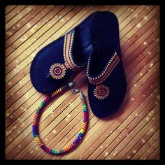 48 Top High Heels Shoes For Teens - Shoes Styles & Design Beaded Shoes, Beaded Sandals, Strappy Sandals, Flat Sandals, Cute Flats, Cute Shoes, Pretty Shoes, Beautiful Shoes, Summer Shoes