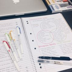 I post stuff that is studyblr, medblr, or booklr. Cute Notes, Pretty Notes, Good Notes, Beautiful Notes, Studyblr, College Notes, School Notes, School Motivation, Study Motivation