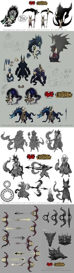 Kindred concepts