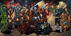 brotherhood of evil mutants - Google Search