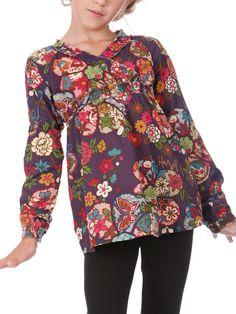 Flower Shirt by Desigual at Gilt