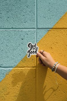 Each month, we'll send you unique vinyl stickers. They ship for FREE if you live in the U. Join our sticker subscription and get unique Christian stickers every month. Stick them on your hydro flask, laptop, notebook and more! Christian Charities, Christian Wallpaper, Aesthetic Stickers, Cool Stickers, Bible Art, God Is Good, Sticker Design, Christian Quotes, Charity