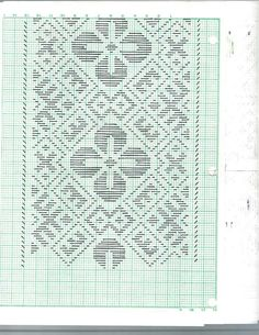 Blackwork Embroidery, Hand Embroidery Stitches, Embroidery Patterns, Stitch Patterns, Bargello, Darning, Filet Crochet, Pattern Books, Color Patterns