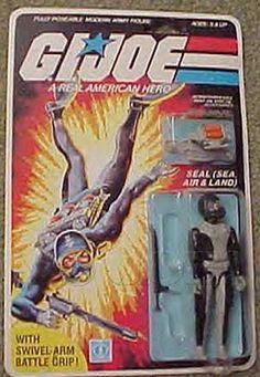 Torpedo (v1) G.I. Joe Action Figure - YoJoe Archive
