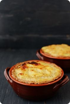 Sauerkraut-Birnen-Quiche