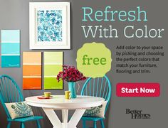 Color-a-Room: Choosing Interior Paint Colors for Any Room! - BHG.com