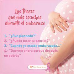 Durante el #embarazo seguro has escuchado estas frases. #pregnant #momtobe #mom #Pregnancy