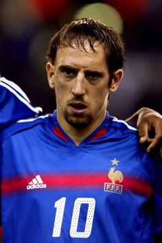 Franck Ribery France Pictures and Photos Stock Pictures, Stock Photos, Editorial News, Royalty Free Photos, Polo Ralph Lauren, France, Mens Tops, Image, French