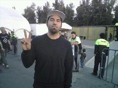 D-Poca: Fotos del Vive latino 2010 3 dia