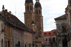 Die orthodoxe Kirche von Hermannstadt (Foto © Norbert Eisner) Kirchen, Notre Dame, Louvre, Building, Travel, Pictures, City, Viajes, Buildings