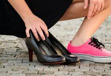 Things That Happen to Your Body When You Stop Wearing Heels