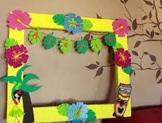 Resultado de imagen para decoracion fiestas hawaianas