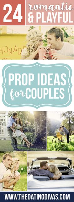 Fun Prop Ideas for Couples