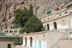 Chak Chak, Zoroastrian center