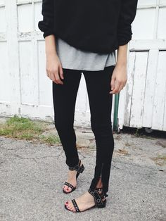 fire on the head : back in black / shoecult & blk dnm