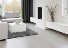 off white and grey fumed wood floors | ... of light wood or simulated wood floors and what are their shortcomings
