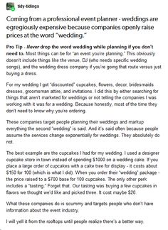 Tips To Ensure The Perfect Wedding Day - Wedding Tips Wedding Goals, Wedding Tips, Our Wedding, Dream Wedding, Wedding Stuff, Wedding Planning Hacks, Wedding Hacks, Wedding Shit, Wedding Meme