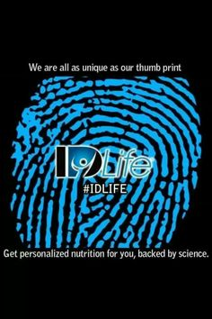 Get your individually designed vitamins, after you take your free online health assessmet at www.danahanks.idlife.com