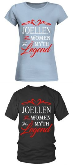 796552613 Design your own t-shirt with joelle joellen the woman the myth the legend  element