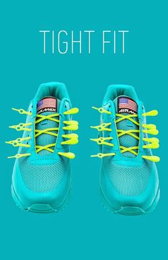 MyBestBadi: Never Tie (Or Have to Retie) Your Running Shoes Again!