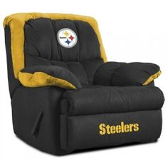 Imperial Pittsburgh Steelers Home Team Recliner Recliner $649.00